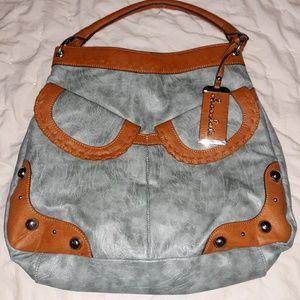 Chocolate New York Handbag